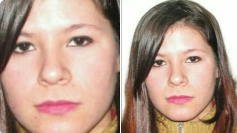María Esther Brianthe, la joven desaparecida en La Boca.