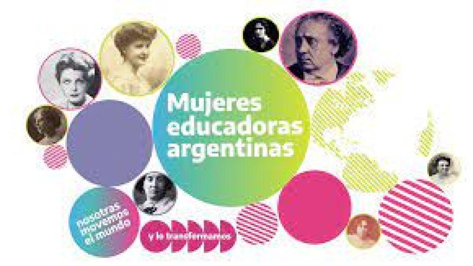 Mujeres educadoras argentinas