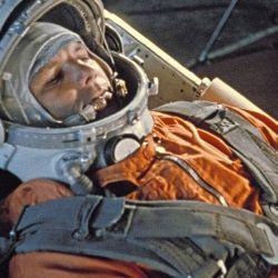 El vuelo duró 108 minutos, el tiempo que tardó en completar una órbita alrededor de la Tierra.
