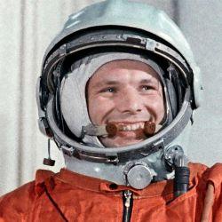 Yuri Gagarin fue nombrado