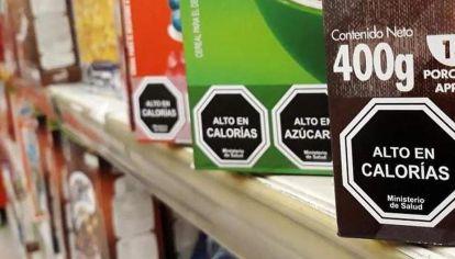 Ley de etiquetado frontal de alimentos
