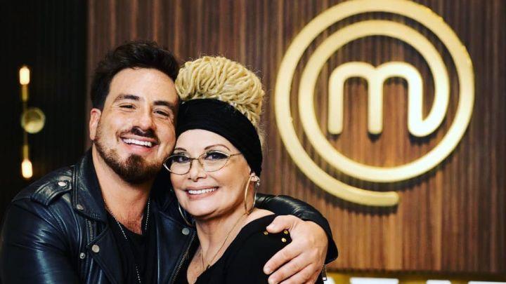 El emotivo debut de Carmen Barbieri en Masterchef Celebrity 2