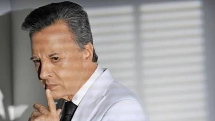 La estrategia de Palito Ortega para hacer asado y que sus hijos lo coman sin reunirse