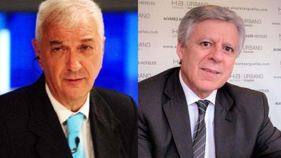 Daniel López Rosetti y Mauro Viale 20210412