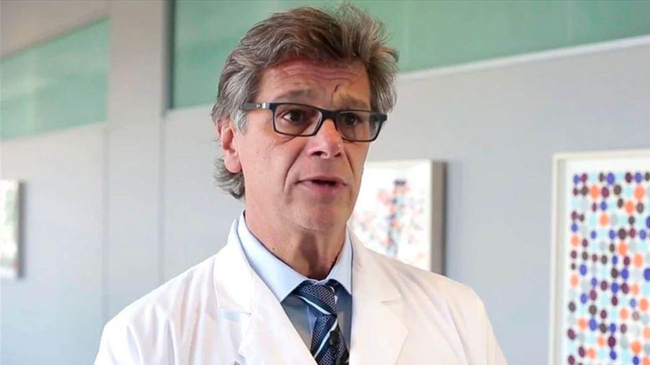 director del Centro de Hipertensión Arterial del Hospital Johns Hopkins, Oscar Cingolani 20210412