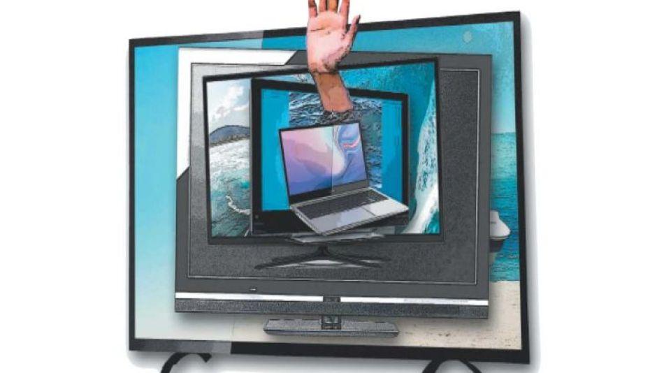 La TV y la cobertura del COVID-19