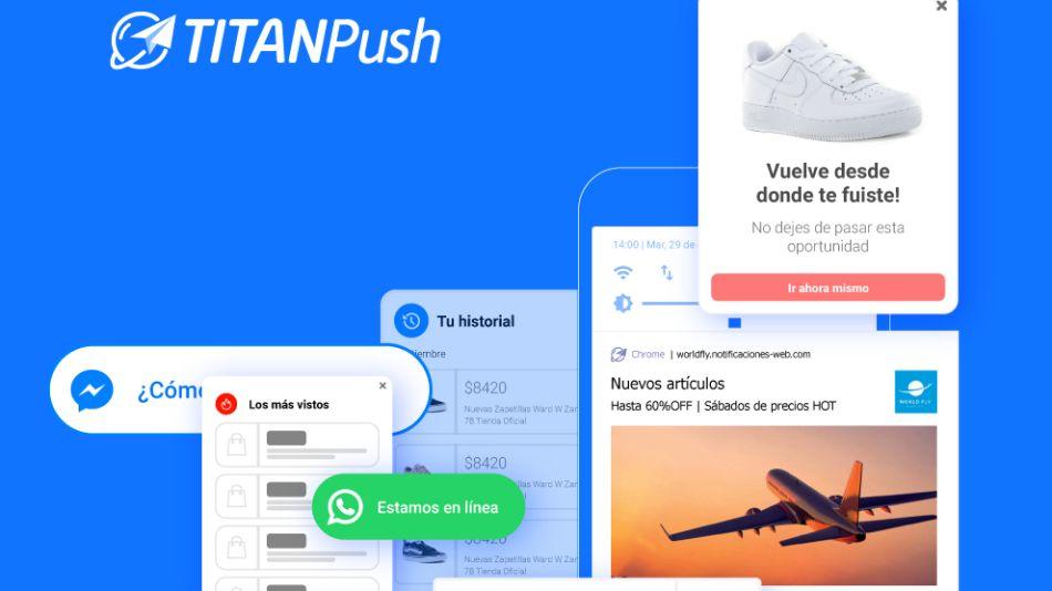 TITANPush
