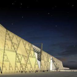En su interior se expondrán 100.000 obras de arte.