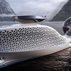 Este particular barco de expedición fue pensado para ser un referente de la exploración y la investigación de nuestro planeta.
