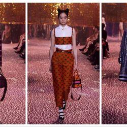 ¡Con ritmo disco! Dior presentó su colección FW21 en Shanghai