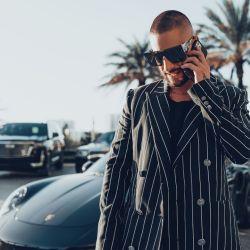 Maluma lanzó su colección de lujo junto a Balmain