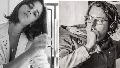 Agustina Macri, la hija mayor de Mauricio Macri e Ivonne Bordeu. Socióloga y artista y productora audiovisual.