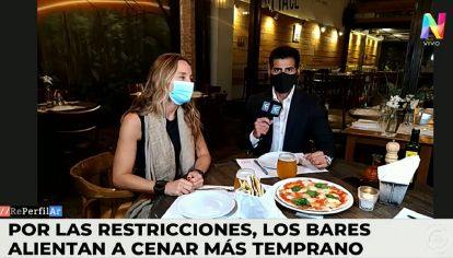 Restaurantes tientan a la gente a cenar más temprano con promociones