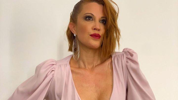 Miriam Lanzoni tiene coronavirus