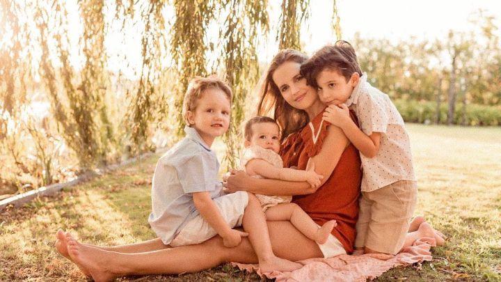 """Sabrina Garciarena, angustiada por el futuro de sus hijos: """"No es natural encerrarlos"""""""