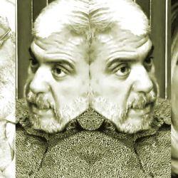 Jorge Lanata/Aníbal Fernández/Viviana Canosa.