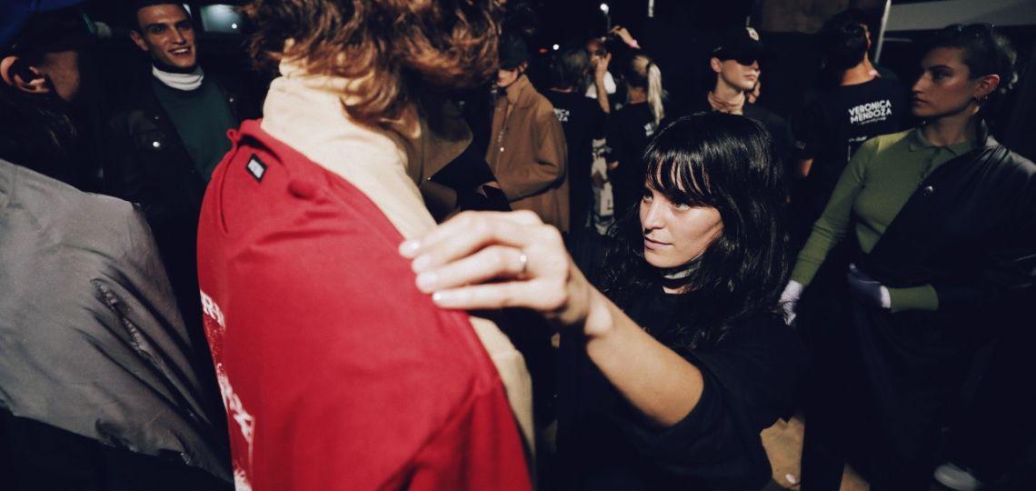 Conocé a la estilista argentina que trabaja en Nueva York para grandes marcas