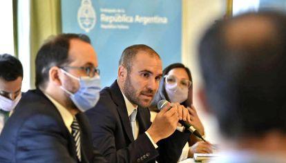 Martín Guzmán estaba en Italia cuando participó vía teleconferencia en el Gabinete Económico.