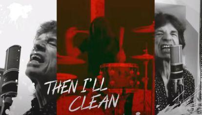 Mick Jagger  y David Grohl