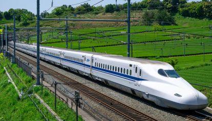 Shinkansen (trenes bala de Japón)