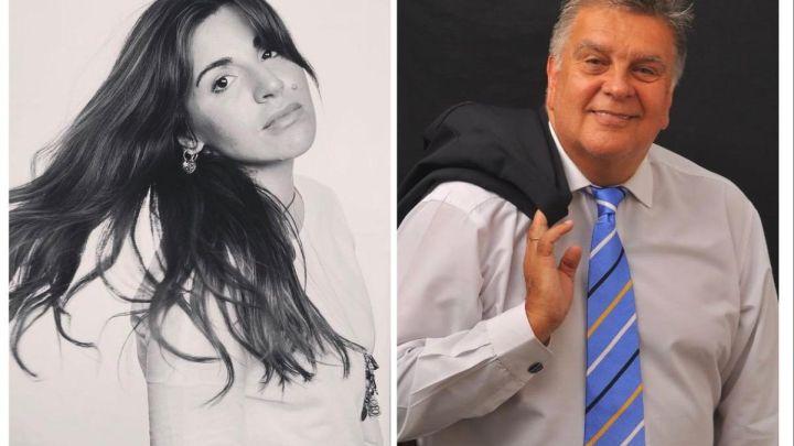 Luis Ventura reveló que Diego Maradona puso un apodo humillante a Gianinna