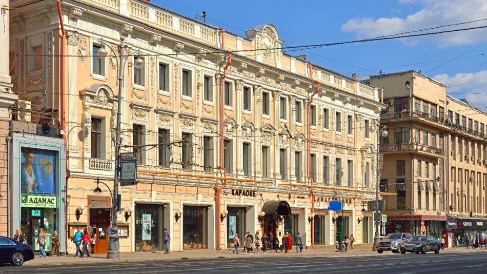 Eliseevsky tienda en Moscú-20210414