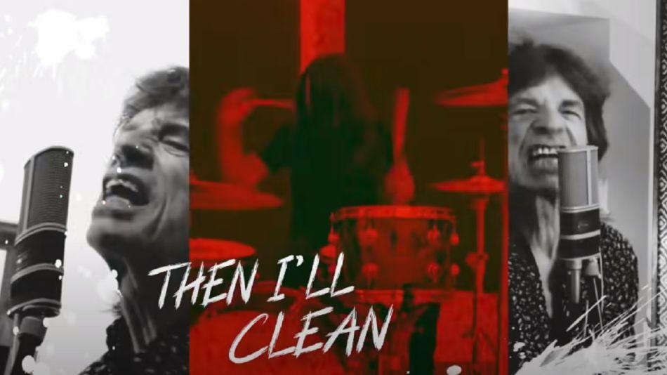 Mick Jagger David Grohl