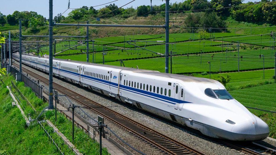Shinkansen 20210414