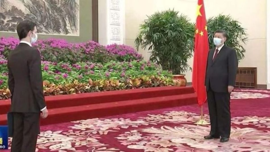 Xi Jinping sabino vaca narvaja china g_20210414