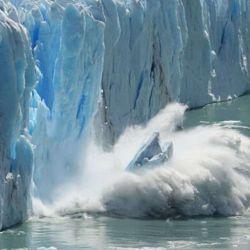 El 34% de la superficie de todas las plataformas de hielo de la Antártida está al borde de desaparecer.