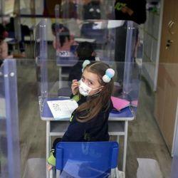 Las escuelas permanecerán cerradas por dos semanas.    Foto:UNICEF