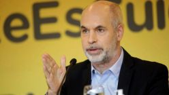 Conferencia de prensa Horacio Rodríguez Larreta 20210415