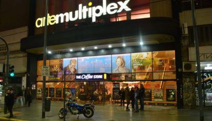 El cine Arte Multiplex de Belgrano cierra definitivamente sus puertas.