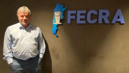 Dante Impieri es el presidente de FECRA.