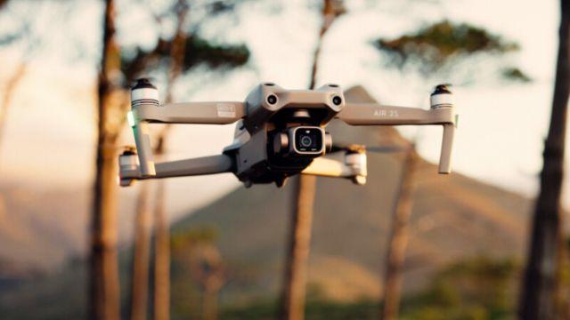 DJI Air 2S, un dron con altas prestaciones y un peso de tan solo 600 gramos