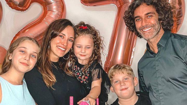 Camila Cavallo y Mariano Martínez cada vez más cerca: el tierno mensaje de ella