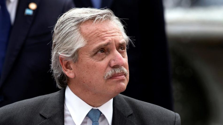 Alberto Fernández Discurso