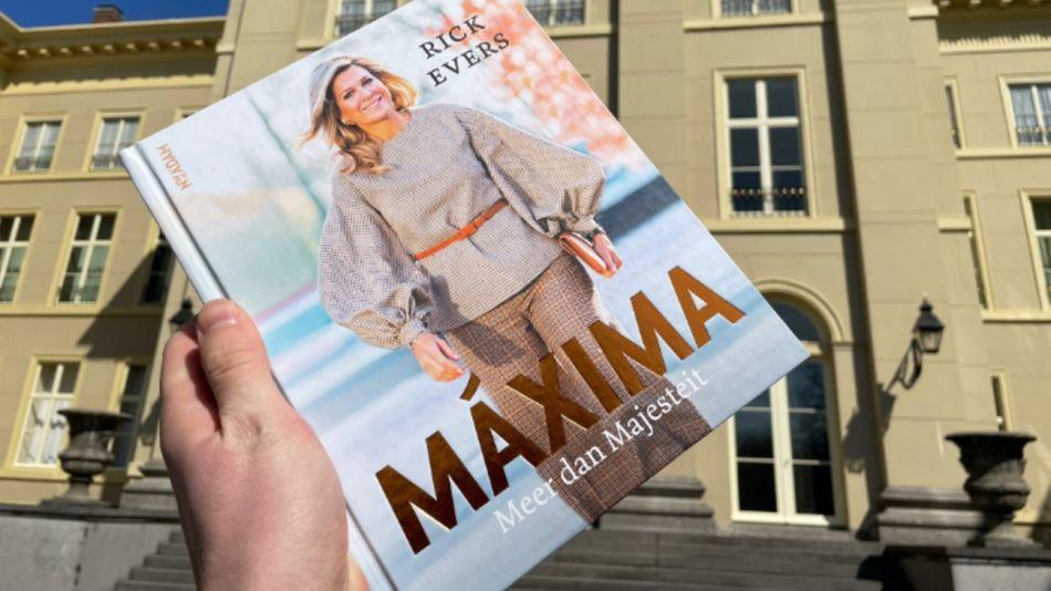 El libro sobre la intimidad de Máxima ya está en las calles