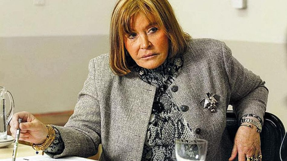 María Romilda Servini de Cubría 20210415