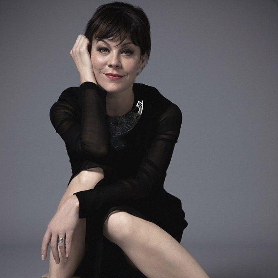 Caras   Quien era Helen Mccrory, la actriz de Harry Potter ...