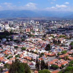 La capital salteña fue fundada por el conquistador sevillano Hernando de Lerma.