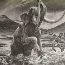 La depredación humana impulsó la extinción de la megafauna en Sudamérica.
