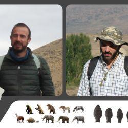 El estudio estuvo a cargo de los antropólogos platenses Luciano Prates e Iván Pérez de la UNLP
