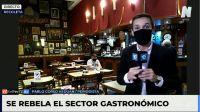 """Gastronomía en rebeldía: """"Necesitamos el apoyo de la gente o vamos a desaparecer"""""""