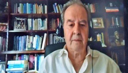 José Luis Machinea.