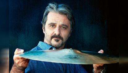 """Daniel Piazzolla: """"Mi abuelo me regaló mi primera batería"""""""
