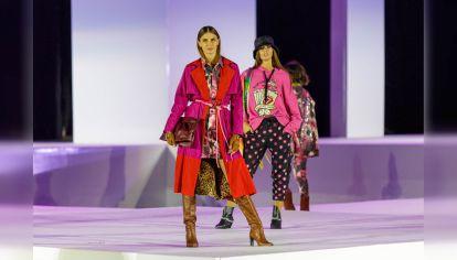 """Nueva silueta y regresos """"vintage"""" en la moda del próximo invierno"""
