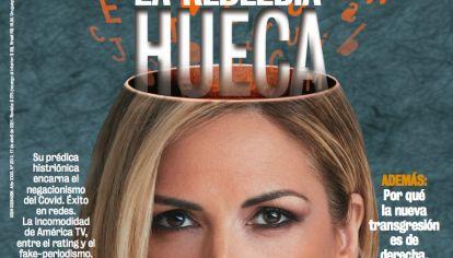 Viviana Canosa: la rebeldía hueca