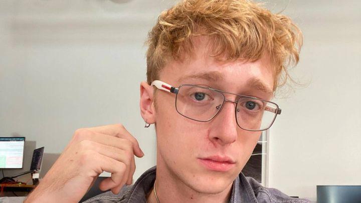 Murió Adam Perkins, influencer y estrella de Tik Tok, a sus 24 años