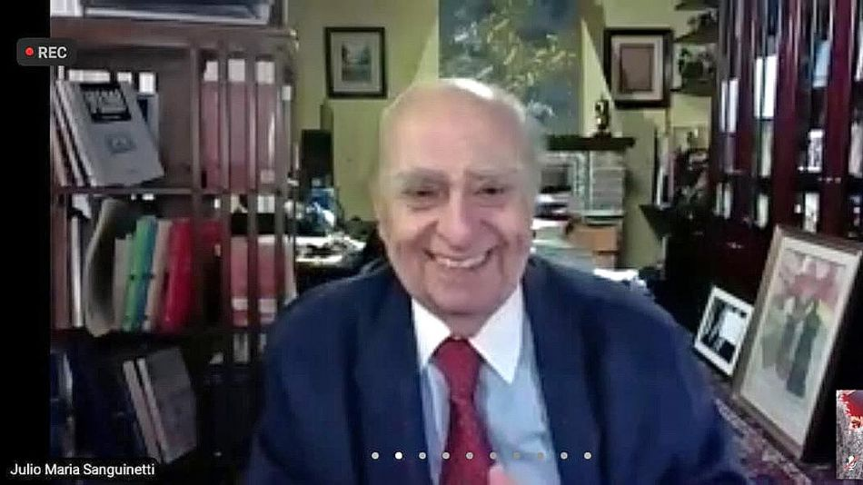 Entrevista Julio María Sanguinetti 20210416